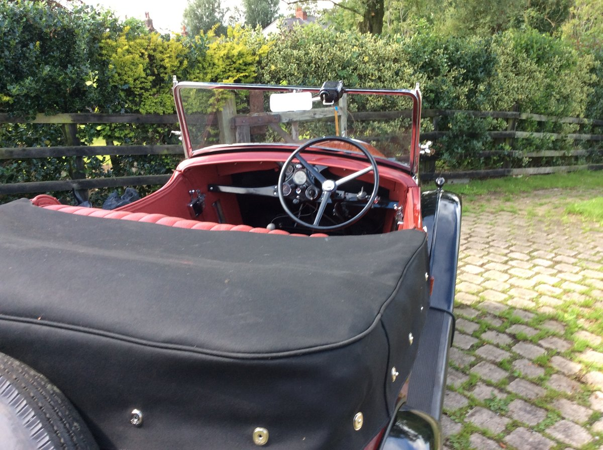 1936 Morris 8 For Sale (picture 5 of 6)