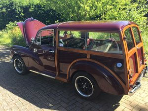 Morris Minor Traveller Twincam