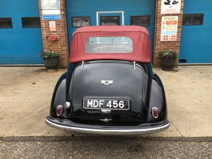 1953 Morris minor convertible For Sale