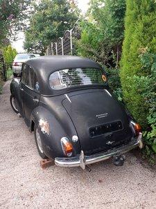 1963 Morris Minor 1000cc project