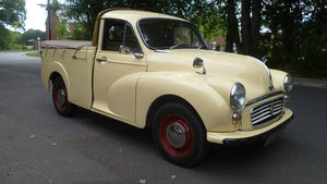 1972 Morris Minor Pickup For Sale