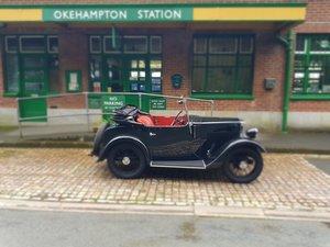 1934 Morris minor tourer 805cc