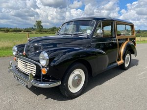 Picture of 1966 Morris Minor 1000 Traveller 1098cc SOLD