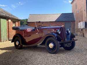 Picture of 1938 Morris 8 Tourer. Very Well Presented Car. SOLD