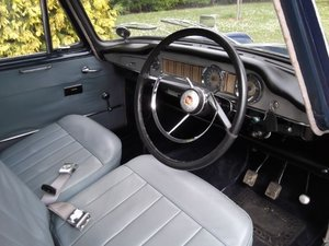 1970 Morris Oxford VI