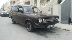 Picture of 1978 Morris Marina 575 van