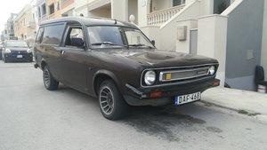 Morris Marina 575 van