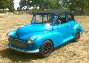 Picture of 1967 Morris Minor Convertible (highly modified)