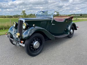 Picture of 1937 Morris 8 Tourer SOLD