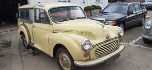 Picture of 1960 MORRIS MINOR TRAVELLER ~ RESTORATION PROJECT !!     SOLD