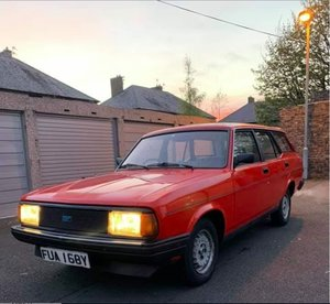 1983 Morris Ital 1.7 SL estate