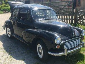 1959 Excellent condition Morris Minor