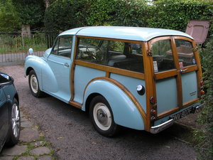 Picture of 1968 Morris Minor 1000 Traveller