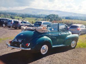 Picture of 1955 Morris Minor convertible split screen