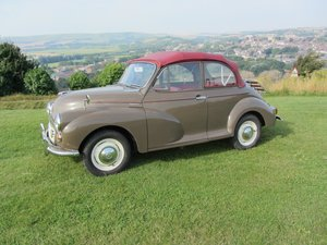 Picture of 1970 Morris Minor convertible 1971