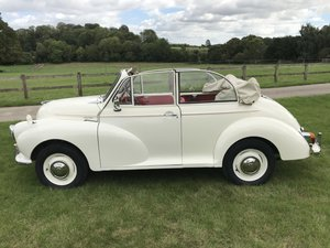 Picture of 1963 Morris Minor original factory Convertible