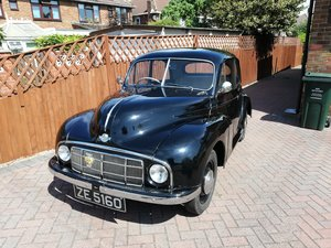Picture of 1948 Rare Morris Minor Low light