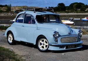 Custom Morris Minor Turbo