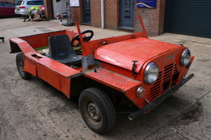 1965 Morris Mini Moke Mk I