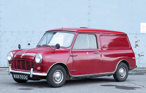 1968 Morris Mini Van