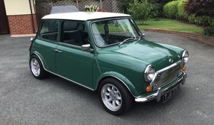 1971 Morris Mini to Cooper S Specification