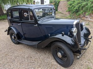 Picture of 1937 MORRIS SERIES 1 4 DOOR SALOON. For Sale