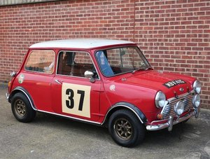 1969 Morris Mini Cooper MKII For Sale by Auction