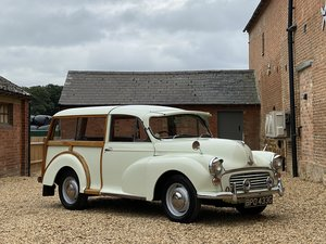 Picture of 1969 Morris Minor Traveller. only 68,000 Miles From New SOLD
