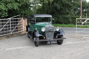 1934 Morris Ten-Four Special Coupe, Exceptional Restoration For Sale