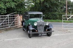 1934 Morris Ten-Four Special Coupe, Exceptional Restoration
