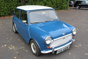 Morris Mini Cooper S 1275cc 1968 - To be auctioned 30-10-20