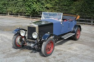 1928 Morris Six Four Seat Tourer