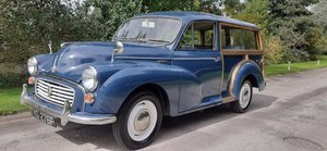 1968 MORRIS MINOR TRAVELLER ~ GREAT ENTRY CLASSIC ~ SOLID!