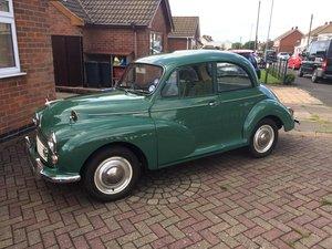 1965 Morris Minor 2 door