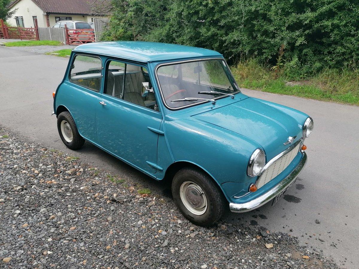 1961 morris mini minor 1000 mk1  For Sale (picture 4 of 6)