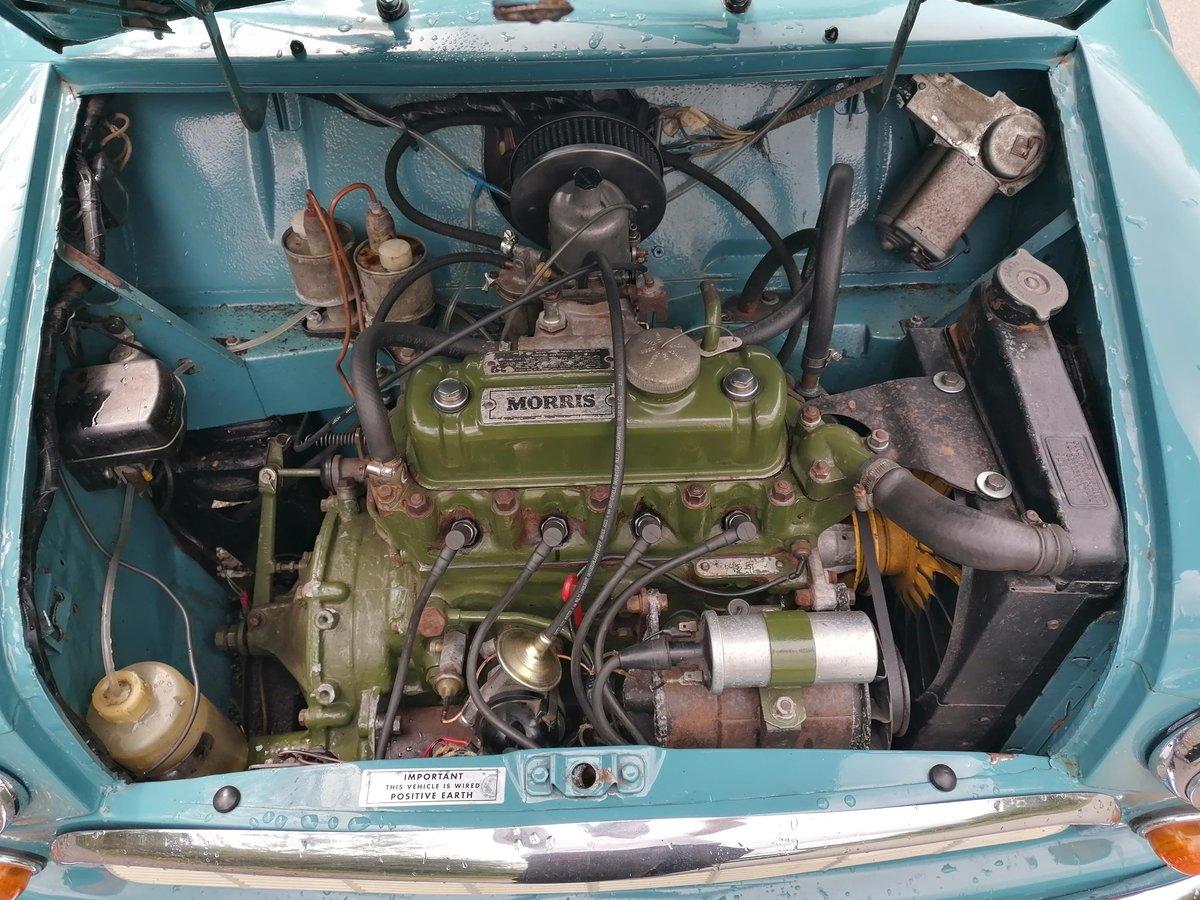 1961 morris mini minor 1000 mk1  For Sale (picture 6 of 6)