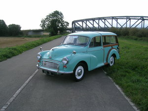 1970 Morris Minor Traveller  For Sale