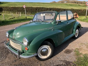 Picture of 1971 Morris Minor 1000 Convertible SOLD