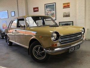 Picture of 1972 morris 2200 land crab - stunning SOLD