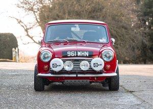 1964 Morris Mini Cooper Mk I