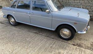 1970 Morris 1800 Mk. II Saloon – 36,000 miles from new