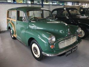 Morris Minor Traveller Full restored