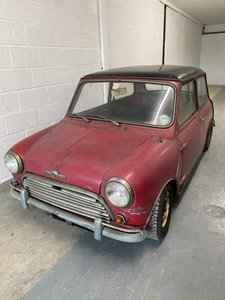 Morris Mini Cooper S 1275 (Barn Find)