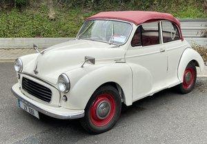 1959 Morris Minor 1000 two door Saloon