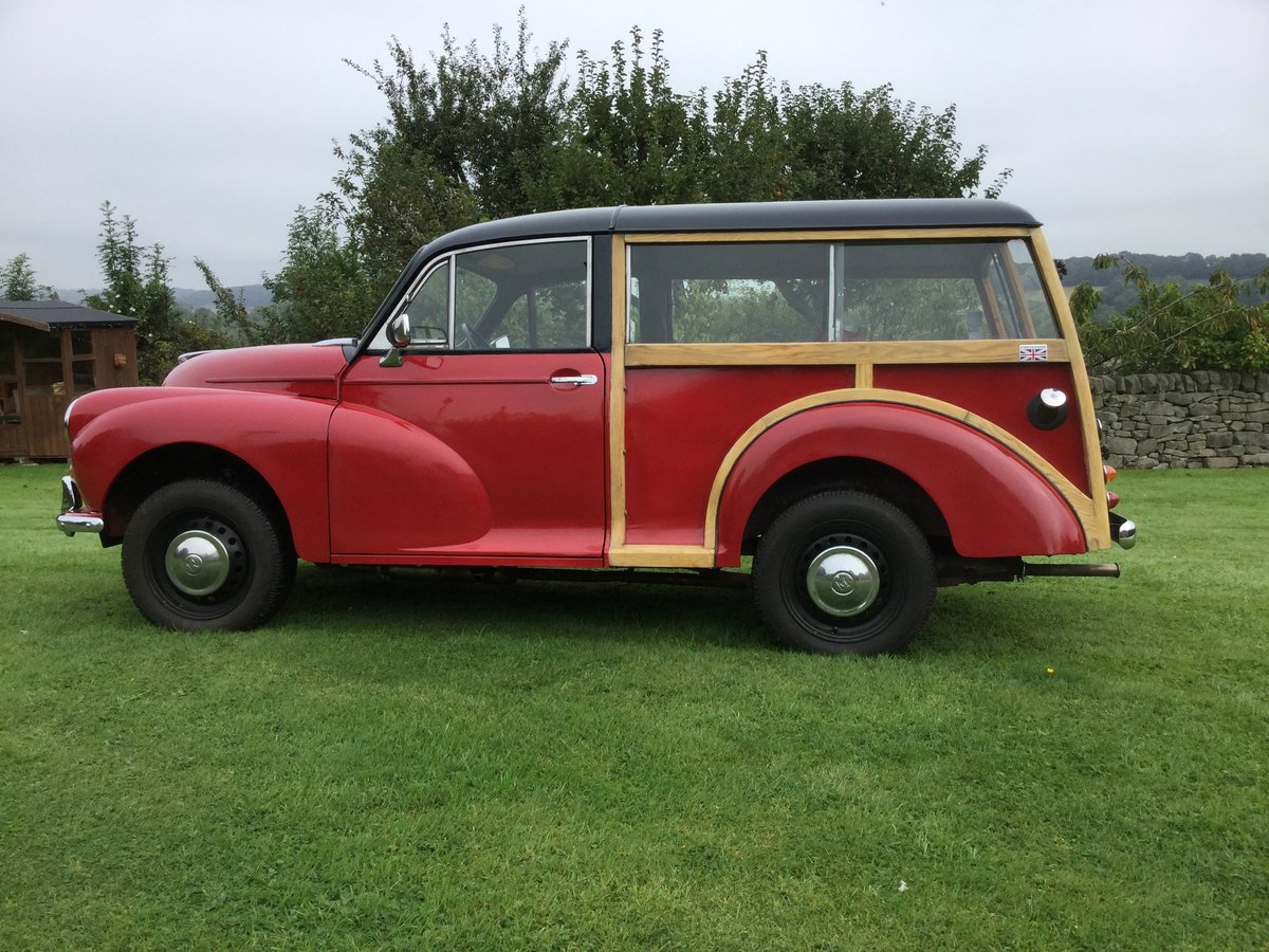 1960 Morris minor traveller SOLD (picture 1 of 6)