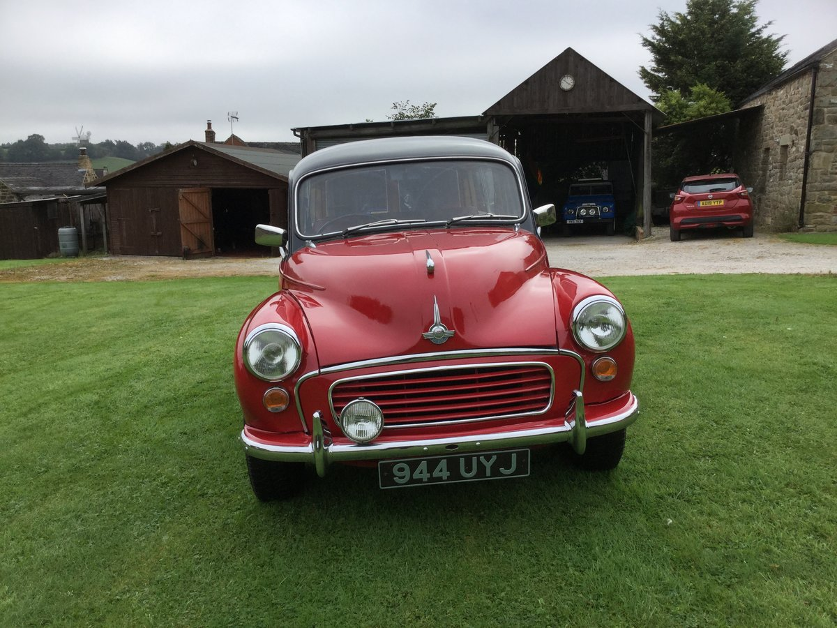 1960 Morris minor traveller SOLD (picture 2 of 6)
