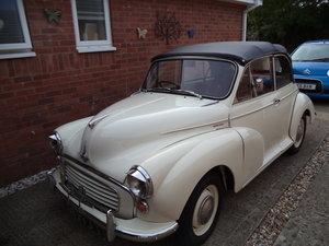 1957 Morris minor 1000 convertable excellent condition