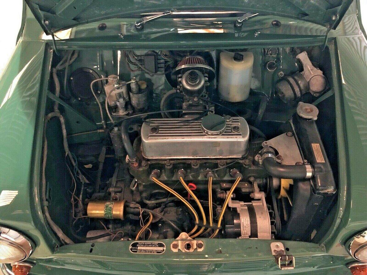 1971 Classic mini van  For Sale (picture 6 of 6)