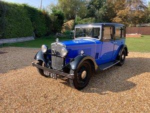 1934 Morris 10/6 Saloon
