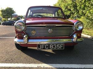 Morris 1100 DL 4 door